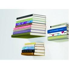 Невидимые полки для книг