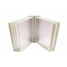 Настеннаяперекидная система а4 формата, на 10 рамок