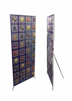Х-banner Metallic